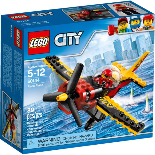 Lego-City,Avion de curse