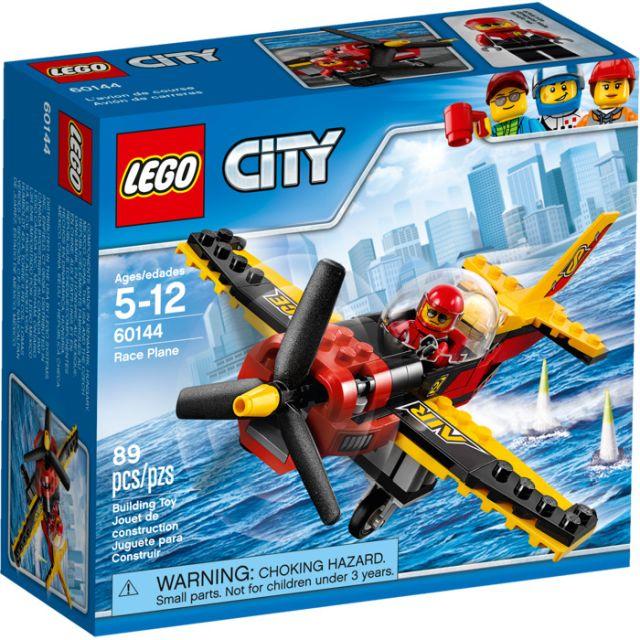 Lego-City,Avion de curse