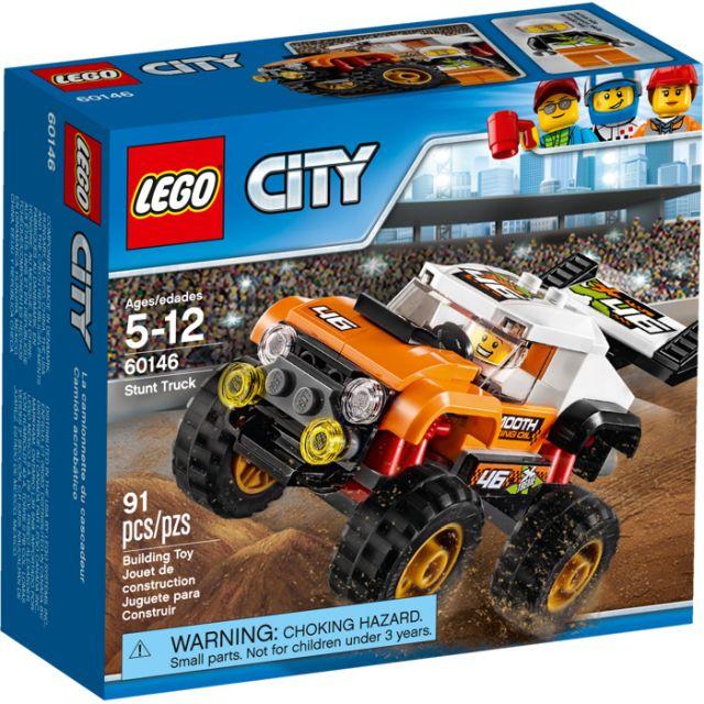 Lego-City,Camion de cascadorie