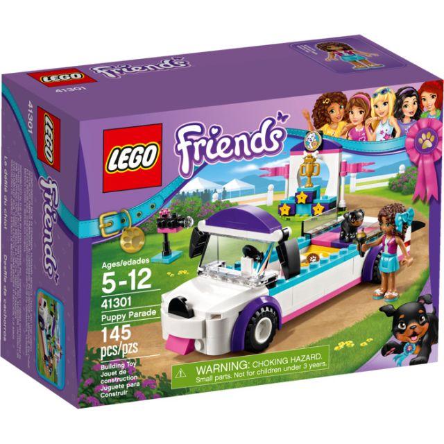 Lego-Friends,Parada catelusilor