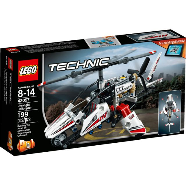 Lego-Technic,Elicopter ultrausor