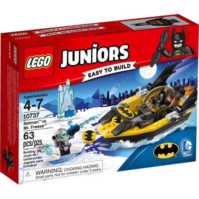 Lego-Juniors,Batman vs Mr.Freeze