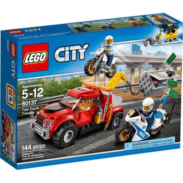 Lego-City,Cazul camionul de...