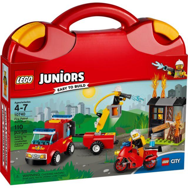 Lego-Juniors,Patrula...
