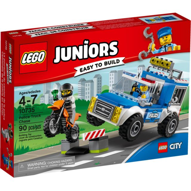 Lego-Juniors,Urmarire cu...