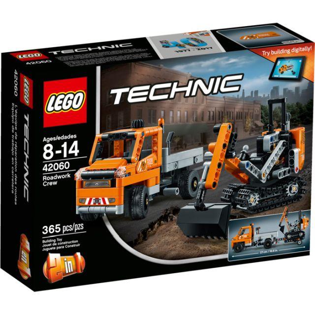 Lego-Technic,Echipaj pentru...