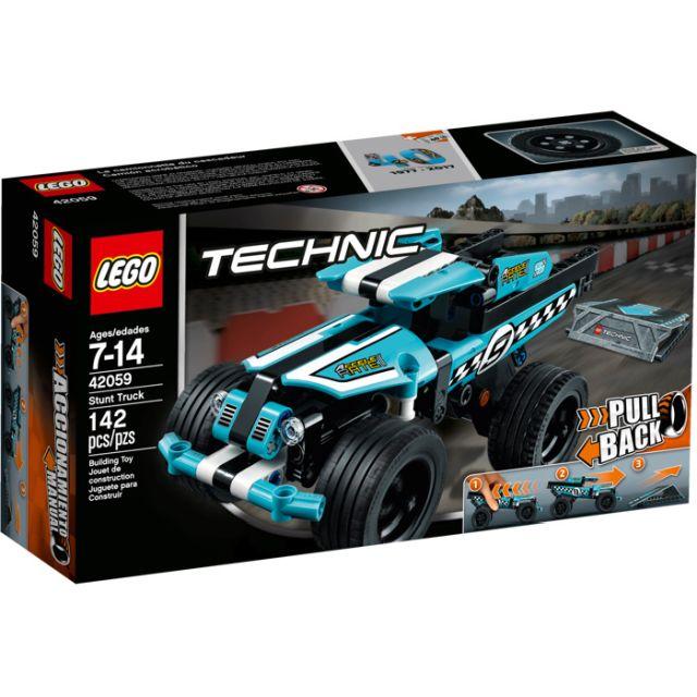 Lego-Technic,Camion de cascadorie