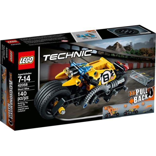 Lego-Technic,Motocicleta de...