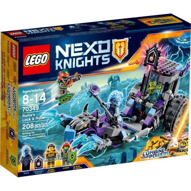 Lego-Nexo Knights,Masina...