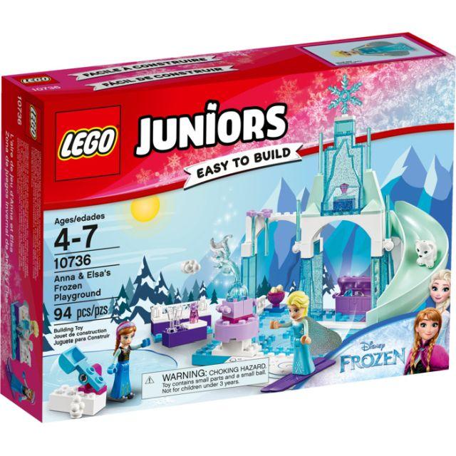Lego-Juniors,Anna si Elsa la...