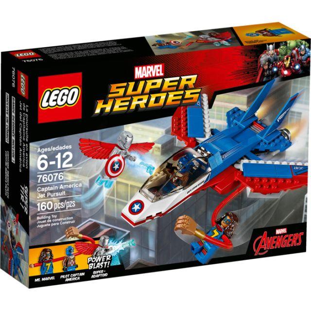 Lego-Super Heroes,Capitanul...
