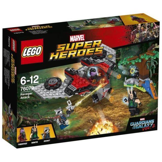 Lego-Super Heroes,Guardians of...