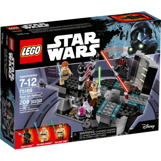 Lego-Star Wars,Duel pe Naboo