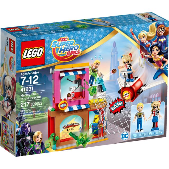 Lego-Super Heroes,Salvatorul...