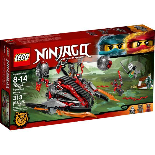 Lego-Ninjago,Tancul stacojiu
