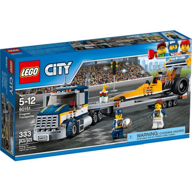 Lego-City,Transportator de...