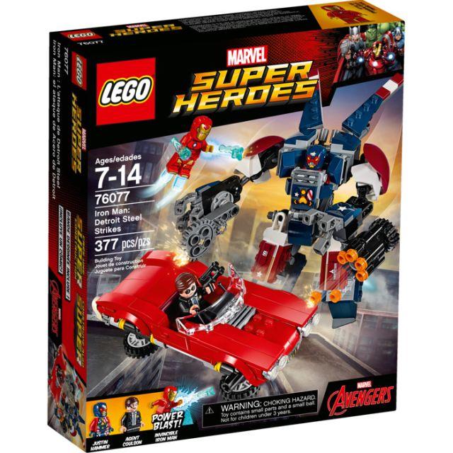 Lego-Super Heroes,Iron...