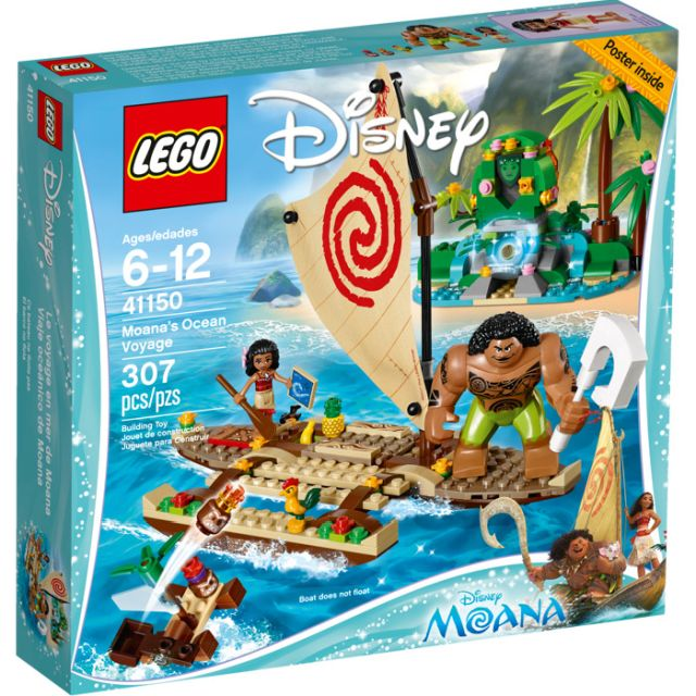 Lego-Lego Disney,Vaiana si...