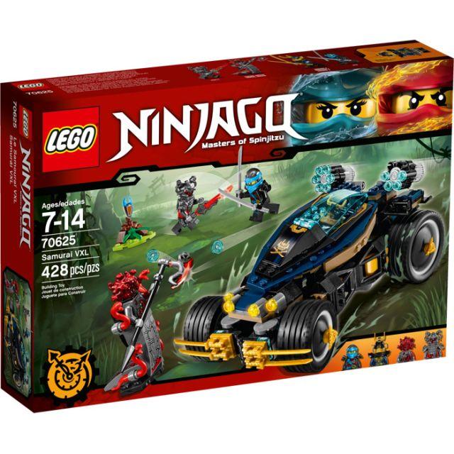 Lego-Ninjago,Vehiculul Samurai...