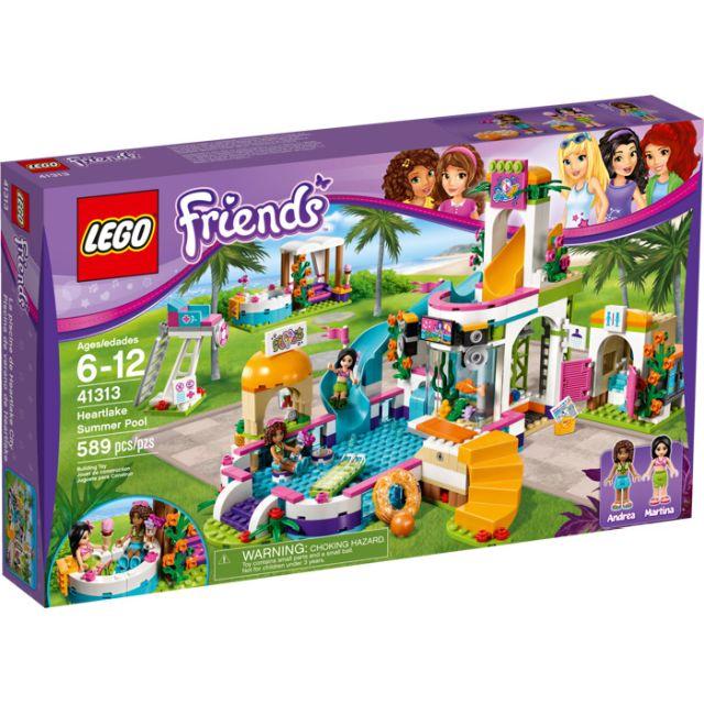 Lego-Friends,Piscina de vara...