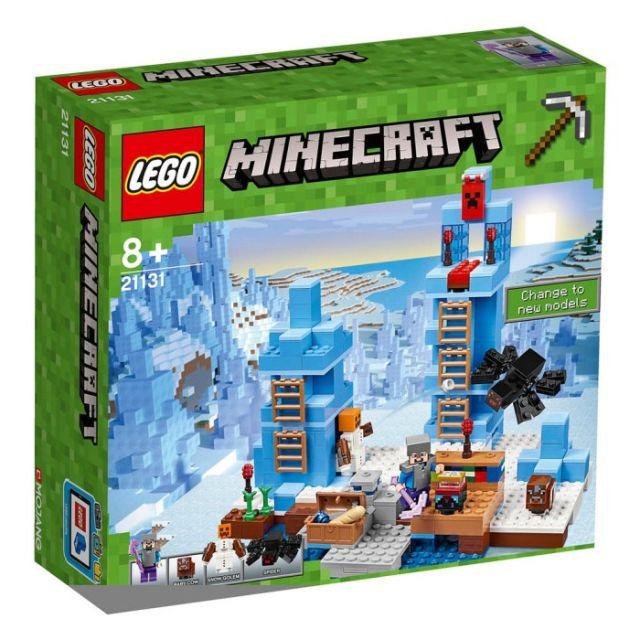 Lego-Minecraft,Crampoanele de...