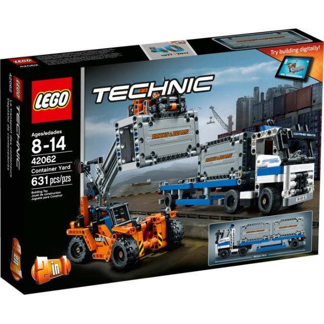 Lego-Technic,Transportoare de...