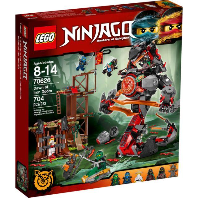 Lego-Ninjago,Zorii Destinului...