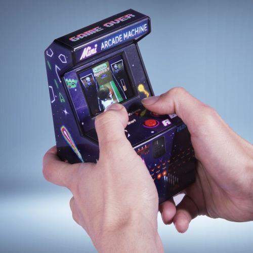 Mini-Arcade, 240 de jocuri retro 16bit