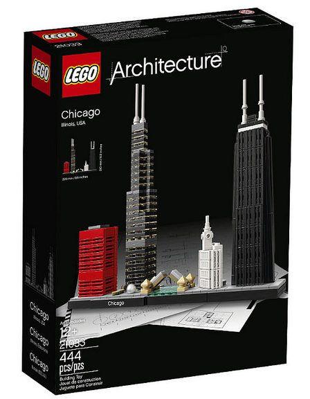 Lego-Arhitecture,Chicago