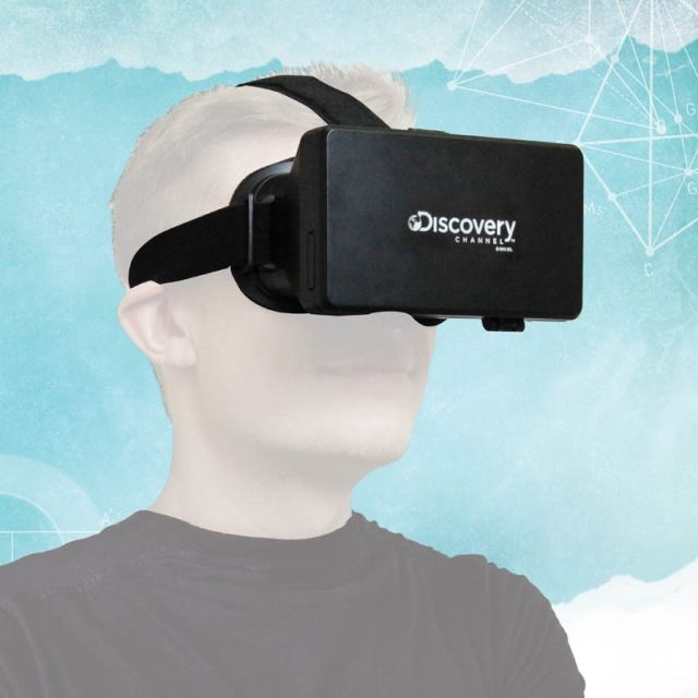 Dispozitiv VR, Discovery Channel