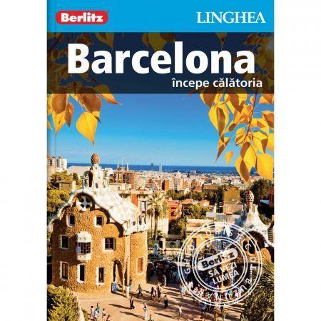 BARCELONA - GHID TURISTIC...