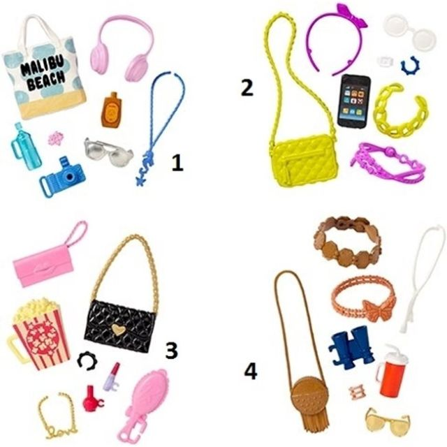 Barbie,accesorii diverse