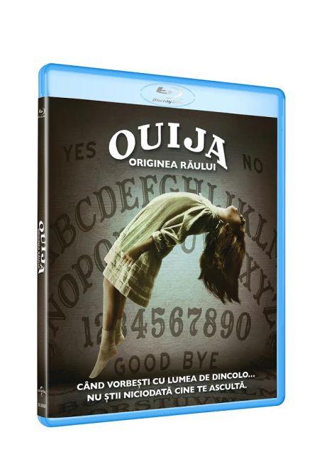 BD: OUIJA :ORIGIN OF EVIL -...