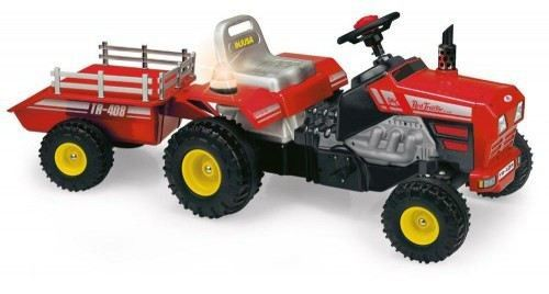 Tractor SUPER TRAC cu pedale...