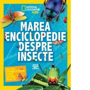 MAREA ENCICLOPEDIE DESPRE INSECTE