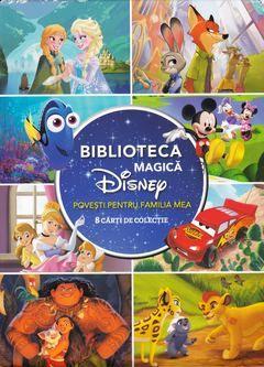 PACHET BIBLIOTECA MAGICA...