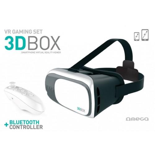 Ochelari VR cu telecomanda, Omega