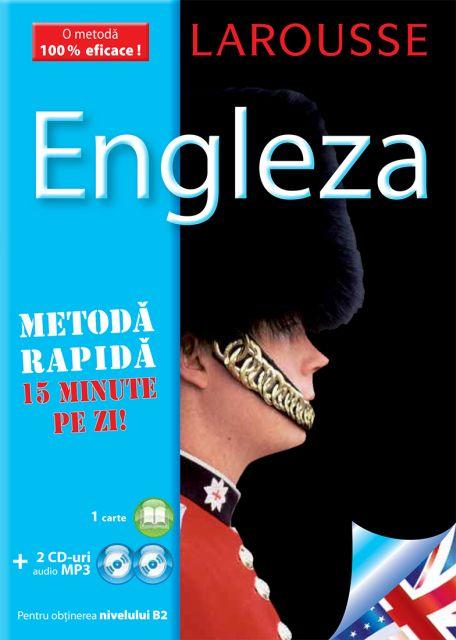 ENGLEZA CURS (CARTE+2CD)