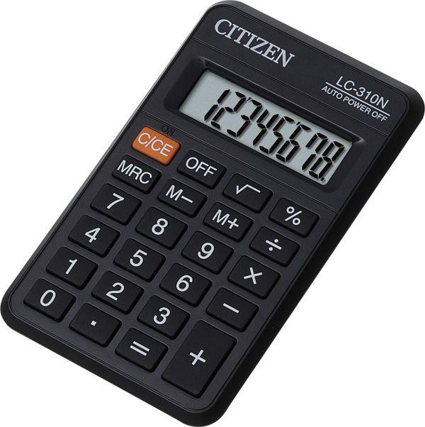 Calculator de birou Citizen 8dig LC-310N
