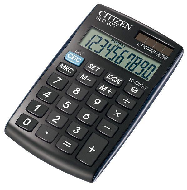 Calculator de birou Citizen 10dig SLD-377