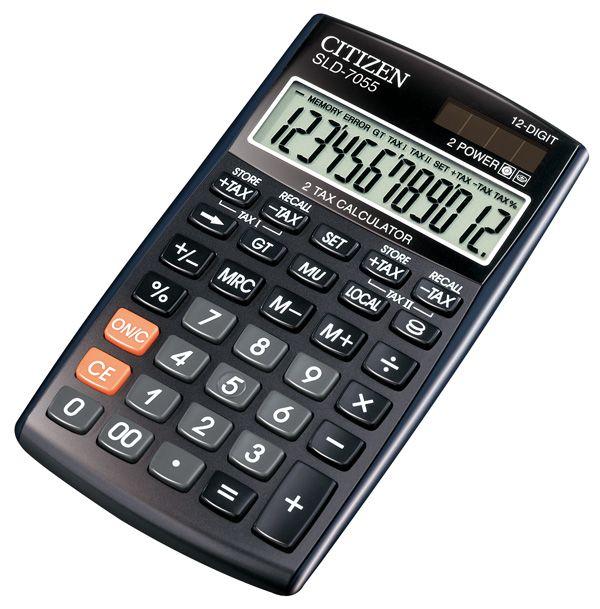 Calculator de birou Citizen 12dig SLD-7055