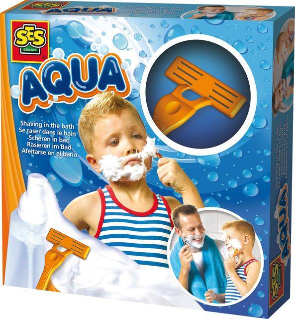 Set creativ Aqua,Primul...