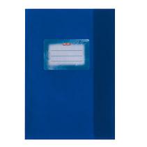 Coperta caiet A5,mata,albastru