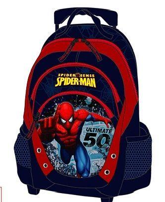 Troller mic, Spiderman