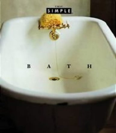 Chic simple bath