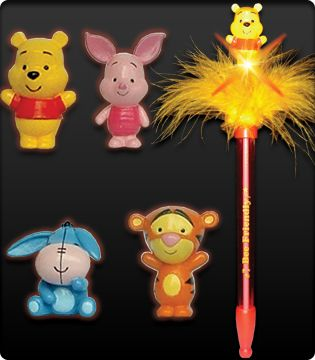 Pix luminos,Pooh Cuties