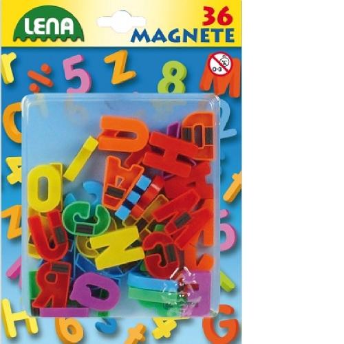 zzLitere de tipar, magnetice 30mm