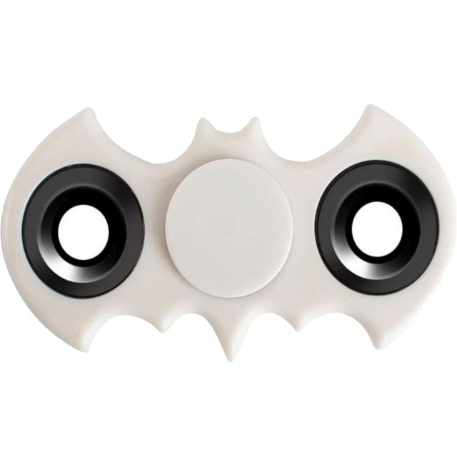 Jucarie Antistres Batman Fidget Spinner Galben, STAR MFS-005