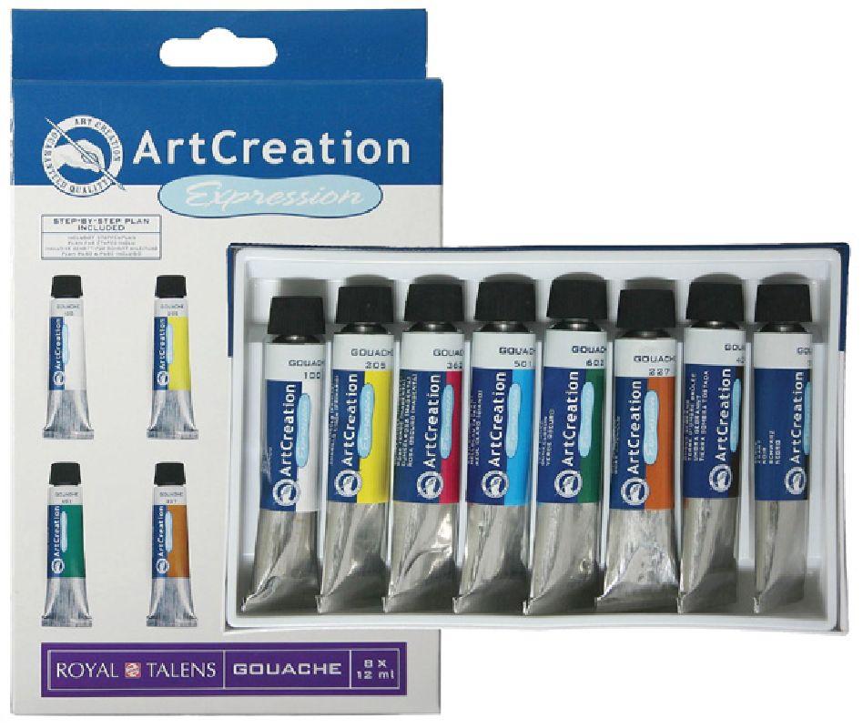 Guase Art Creation 8x12 ml