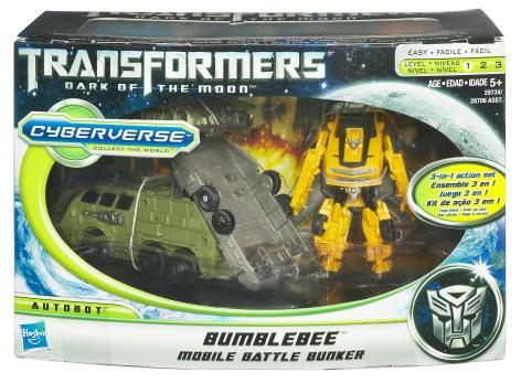 Transformers Cyber set actiune